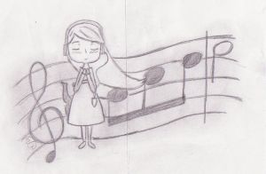 Music... by Miel110