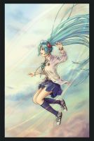 Sound Atmosphere - Hatsune Miku by Dice9633