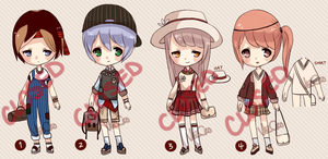 SET PRICE ADOPTS // CLOSED by velcro-adopts