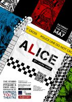 Express ALICE Poster by Lycanstrife