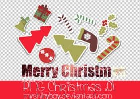PNG Christmas .01 by MyShinyBoy