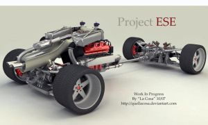 Project ESE 21 by QuellaCosa