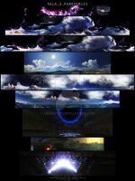 Halo 3 Panoramics - Print by leaks4you