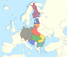 European Confederation 1921 by Lehnaru