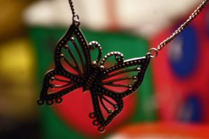 Butterfly 3 by MoonlessNightGirl