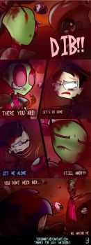 Invader Zim.- SPECIAL! by yusunaby