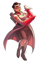 The (fem) Medic by Owlys