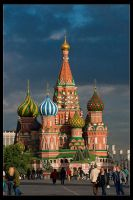 Red Square Area II by Wyco