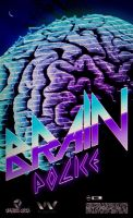 Brain Police by Coolclubcrew