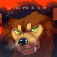 icon_com LightsAflame by azzai