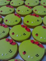 Zombie Cookies by eckabeck