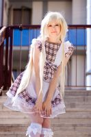 Chobits: Chii 2 by Seranaide
