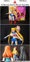 Sailor Moon Meets Woody by ZaEmpera
