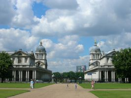 Clouds Over Greenwich by ARAbbey