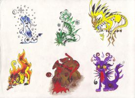 Adoptable: Dragons (CLOSED) by Ultralee0