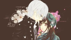 Vampire Knight Wallpaper. by thesparksflyalltime