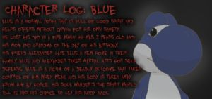 Character Log: {Blue} by Cordometer