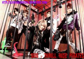 SuG - Thrill Ride Pirates by elrickousuke54