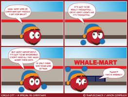 CC388 - A Special Ed Christmas 3 by simpleCOMICS