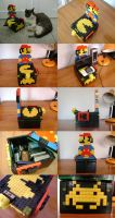 Lego Box - for Nintendo DS by SonicoCyborg