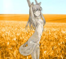 The Guardian of the Wheat by L-exander909