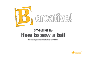 PDF Tutorial - DIY-Kit Sewing a Tail by LimitlessEndeavours