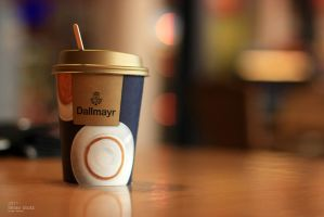 coffee to go by OOkunststoff