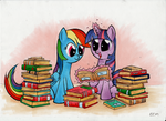 Books Are Awesome by ECMonkey