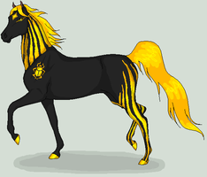 HH Egyptian Arabian Mare by The-Halfway-House