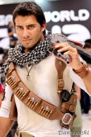 Nathan Drake Cosplay by MaicouManiezzo