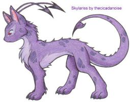 Skylariss, Quad Version by CicadaNoise