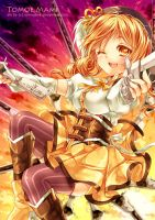 Tomoe Mami by sonnyaws
