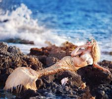 the little mermaid by magine