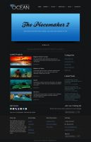 OCEAN - Main Page by ZERGEV
