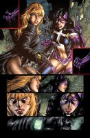 birds of prey is 2 page 1 by ToolKitten