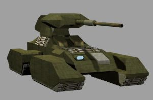 Scorpian Tank by Number1Target