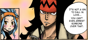 Fairy-tail 451 Gajevy moment by yukionna292