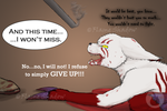 93. Give Up by Flame-Shadow