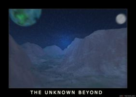 The Unknown Beyond by Ice9Tech