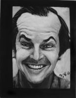 Nicholson my painting by cliford417