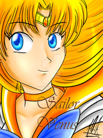 Sailor Venus by SailorBomber
