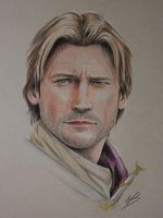 Jaime Lannister by piratebutl23
