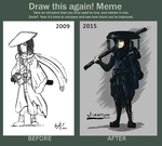Before and After - Jianyun by Tevarro