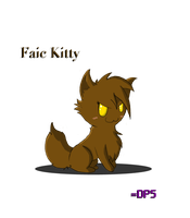 Faic Kitty Doodle by DP5