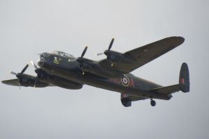 BBMF Lancaster by Sceptre63