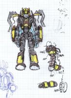 BW Goldbug concept by drugTito