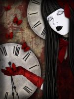 The passage of time by AnaKarniolska