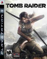 Tomb Raider Reborn PS3 game cover 2 by AnnieCroft