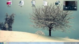 My win7 desktop by tariqramad