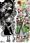 Two sides of art by maru-redmore